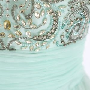 Dresses - Crystals Mini Prom Homecoming Dress Cocktail Party